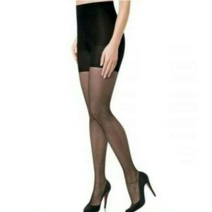 Spanx Womens Micro Fishnet Tights Size D